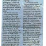 Emder Zeitung 6. Dezember 2009